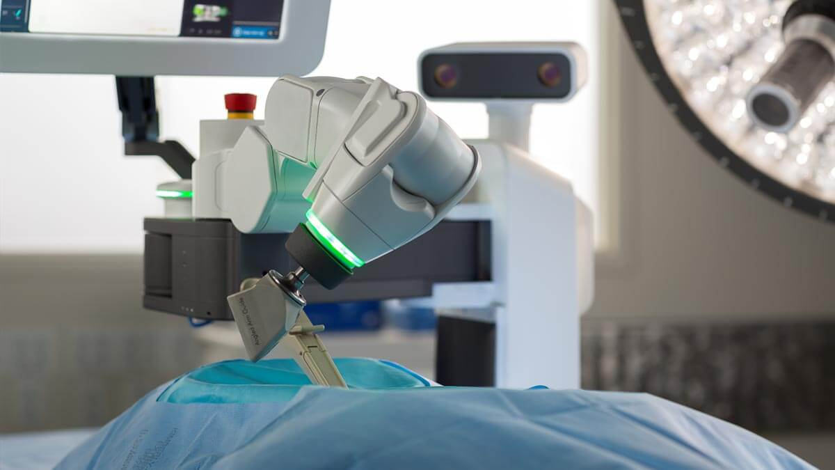 Robotics & Technology in Spine Surgery