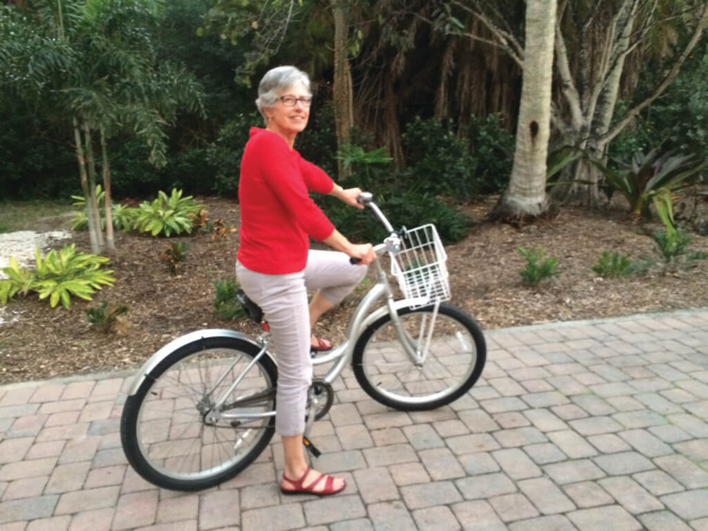 DNA Testing helps hip replacement patient get back to life