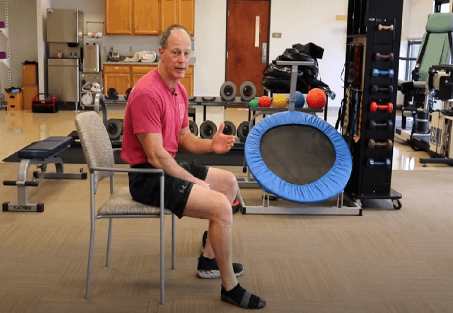 Early Post-Operative Knee Exercises