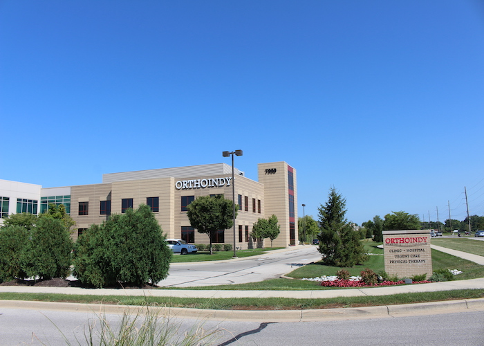OrthoIndy West Clinic location