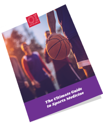 Ultimate guide to sports medicine cover